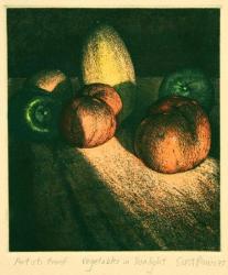Vegetables in Sunlight